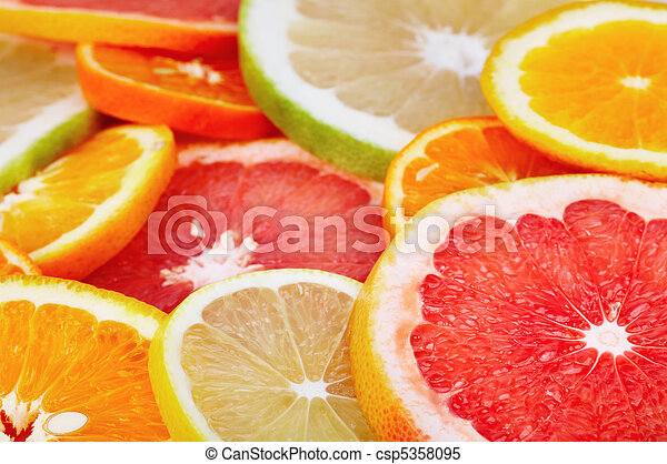 Citrus fruits - csp5358095