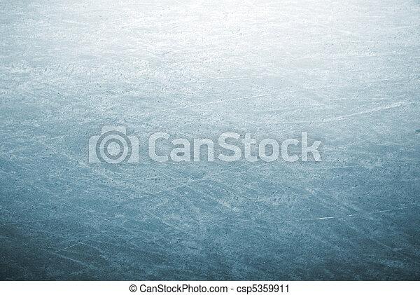 Ice skate park - csp5359911