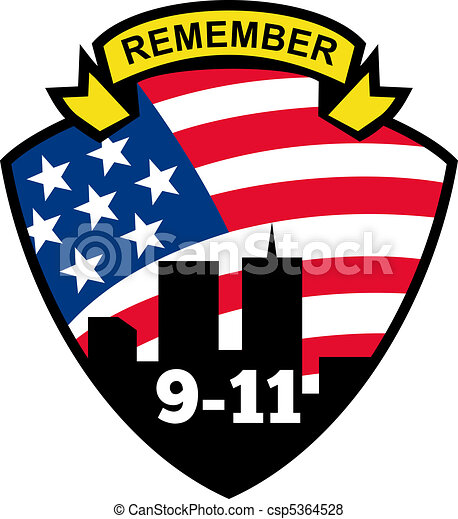 9-11 World Trade Center - csp5364528