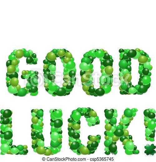 Good Luck! - csp5365745