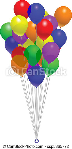 how to make bunch of balloons