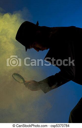 Private Detective - csp5370784