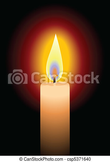 Candle - csp5371640