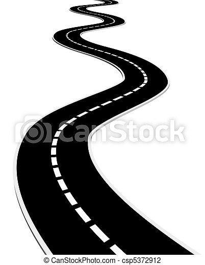 Road - csp5372912