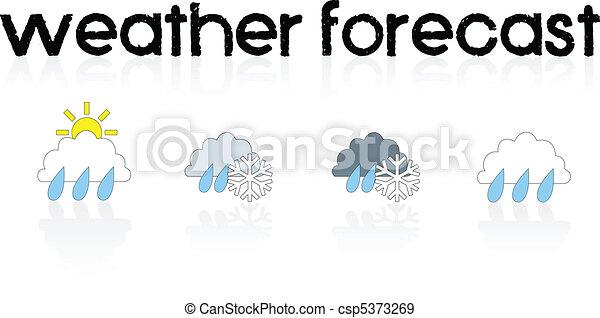 weather forecast - csp5373269