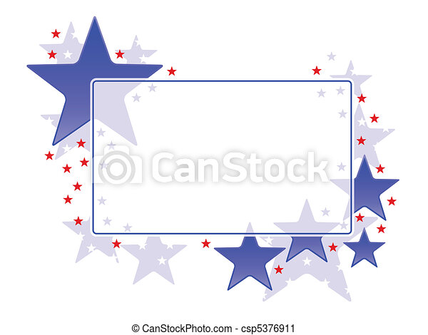 vector star frame