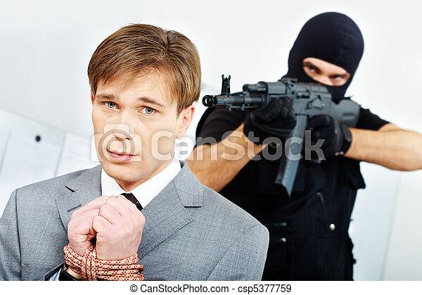 Terror - csp5377759