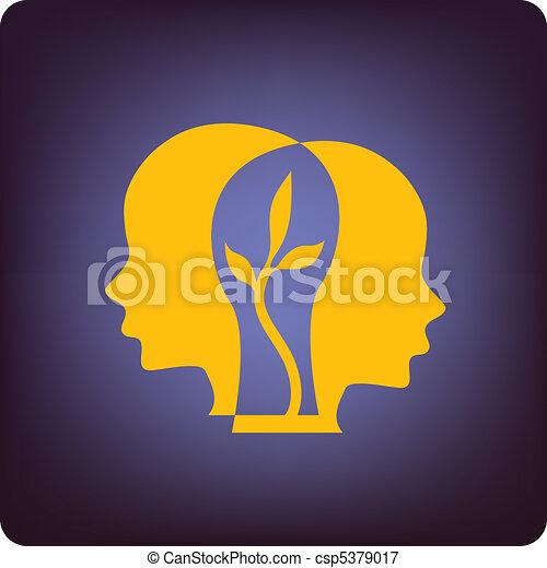 Neural growth - csp5379017