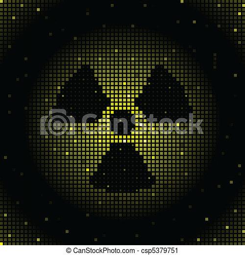 Grid radiation - csp5379751