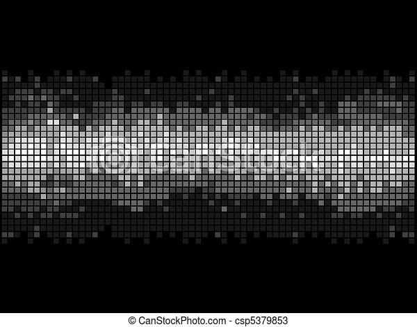 Dessins de disco mosa que noir fond csp5379853 recherchez des illustrations clipart et des - Mosaique noire ...