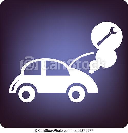 Car Repair - csp5379977