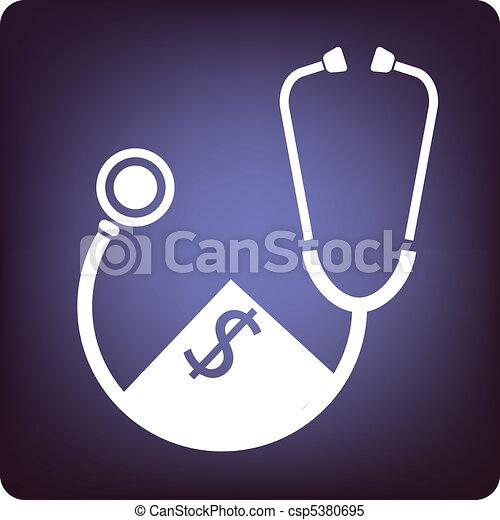 Health cost - csp5380695