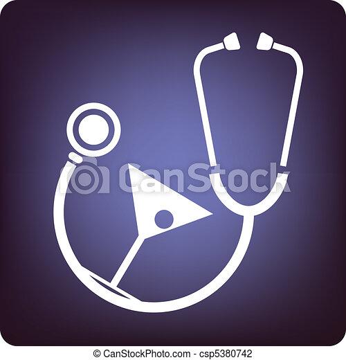health drink - csp5380742