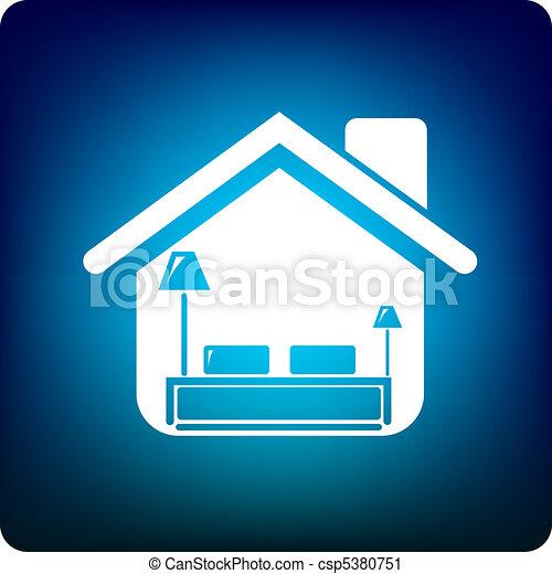 Accommodation - csp5380751