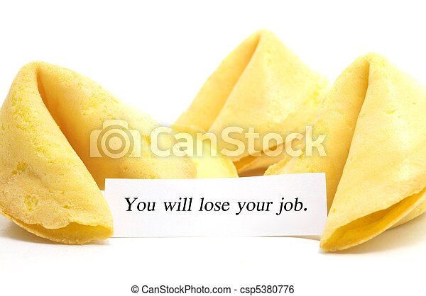 chinese fortune cookie - csp5380776