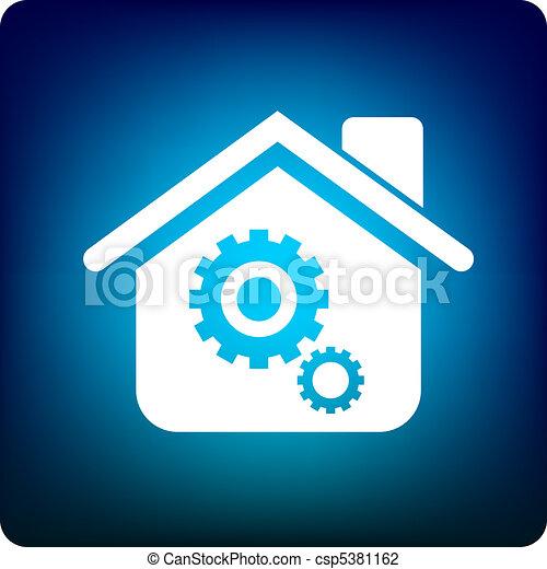 home logistics - csp5381162