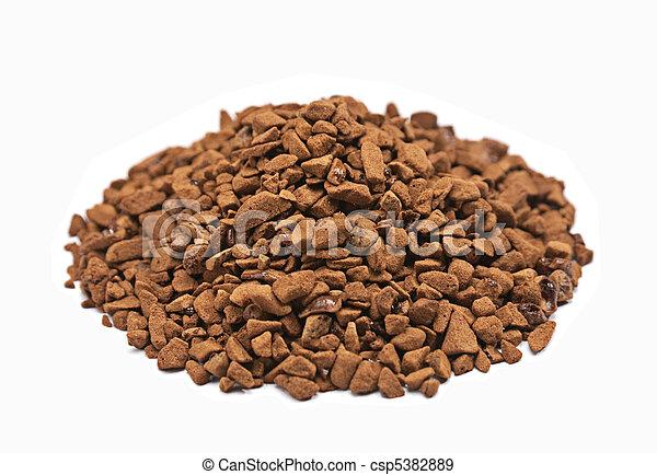 Grainy coffee - csp5382889