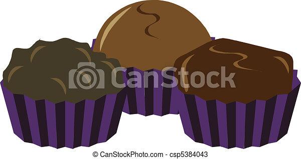 Valentine Sweets - csp5384043