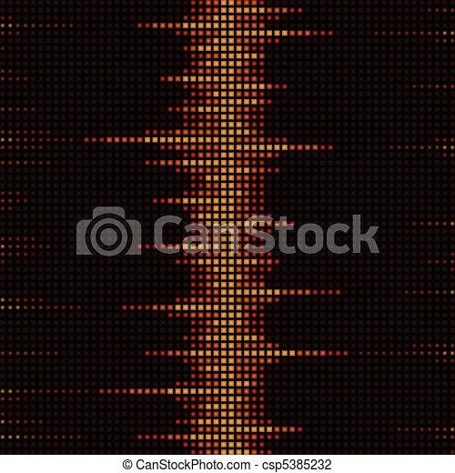 Gris ripple background - csp5385232