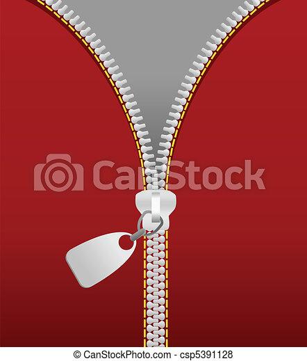 Lock on clothes - csp5391128