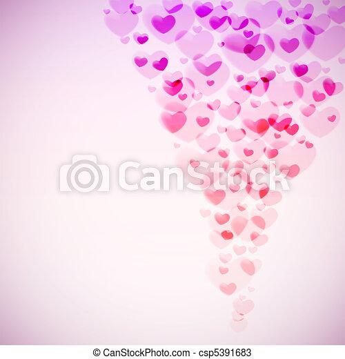 Hearts stream - csp5391683