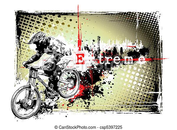 bike frame - csp5397225