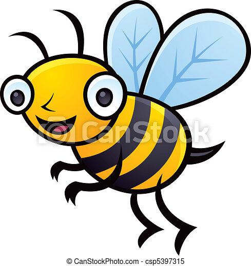 Clip Art Bumblebee Clip Art bumblebee clipart and stock illustrations 3175 vector cartoon illustration of a happy little
