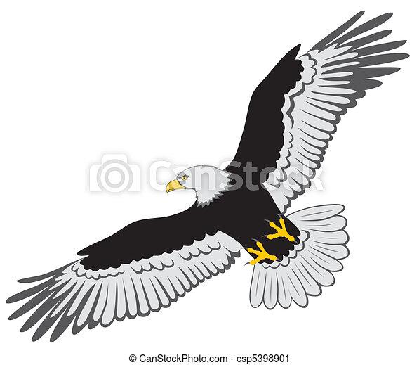 Eagle - csp5398901