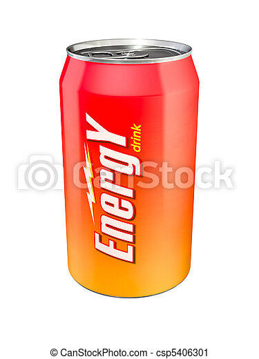 Energy Drink - csp5406301