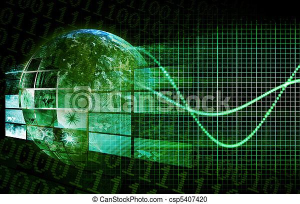 平台, 技術 - csp5407420