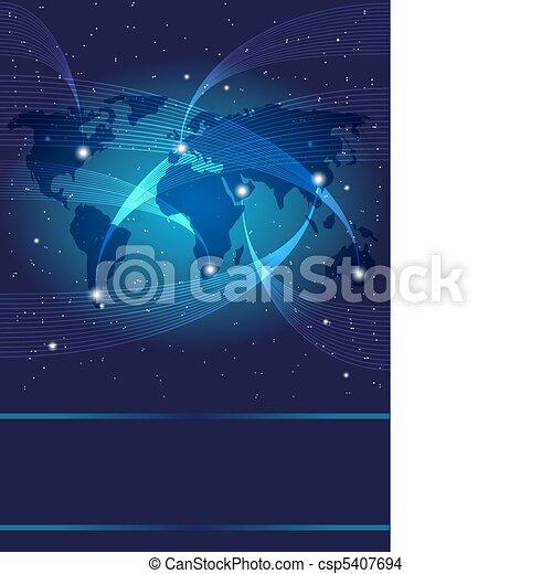 Technology - Background - csp5407694