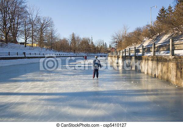 Rideau Canal - csp5410127