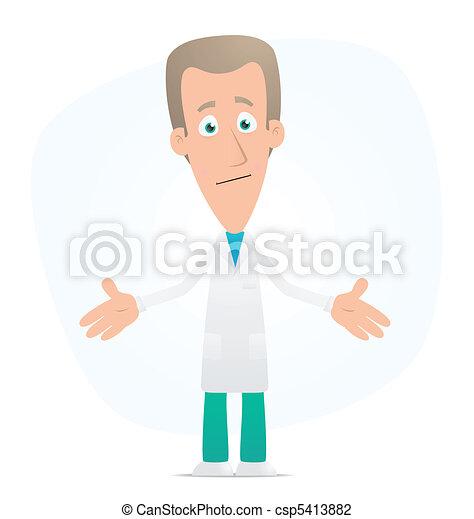 doctor - csp5413882