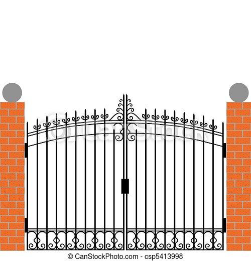 Iron gate - csp5413998