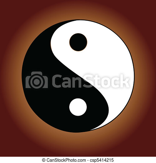 Yin-Yang - csp5414215
