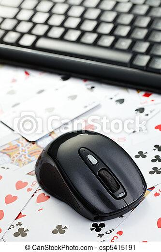 online poker gambling - csp5415191