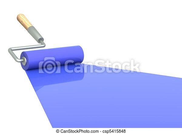 Painting - csp5415848