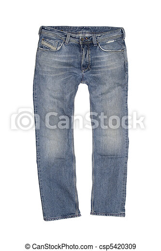 Vintage Stone Washed Jeans - csp5420309