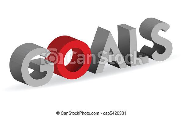 Goals - csp5420331