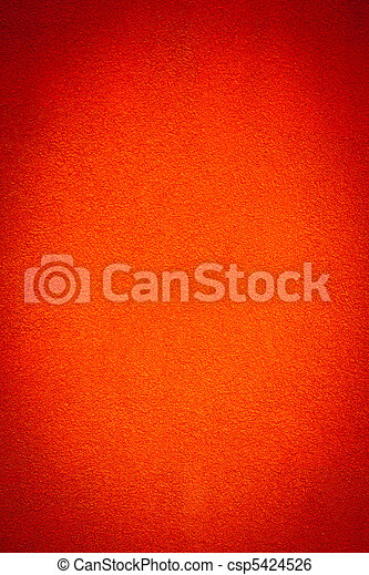 plain red background with vignetting effect - csp5424526