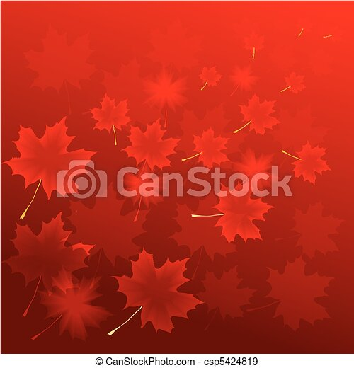 abstract flora background - csp5424819