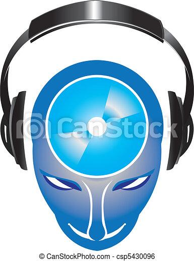 dj headphones - csp5430096