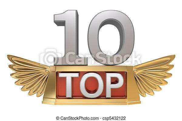 Illustration top 10%