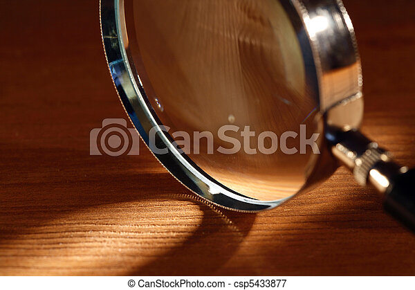 Magnifying Glass - csp5433877