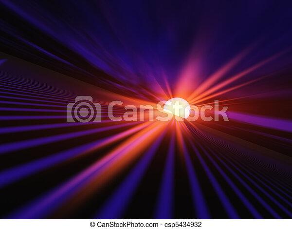 Red Dawn Horizon - csp5434932