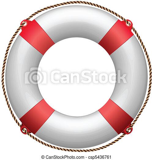 life buoy - csp5436761