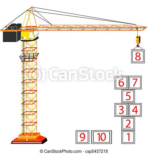 Vettore di costruzione hopscotch hopscotch costruzione for Concetto aperto di piani coloniali