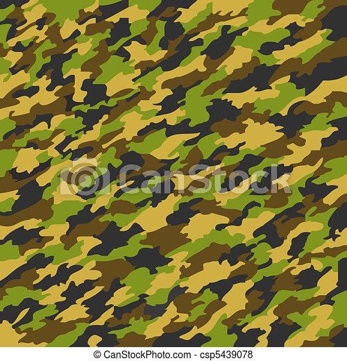 camouflage texture - csp5439078