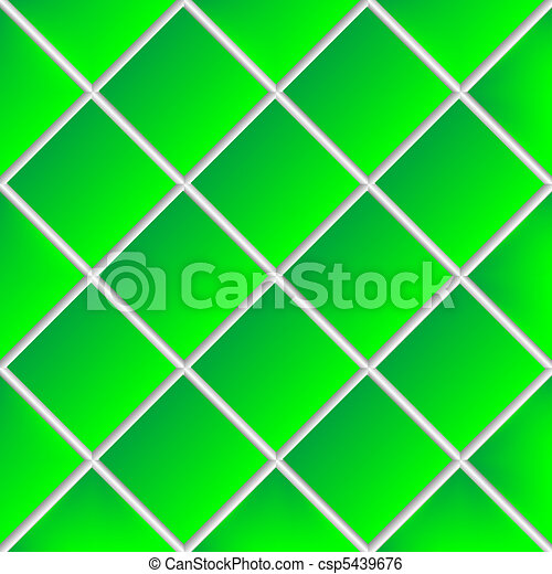 green shadowed ceramic tiles - csp5439676