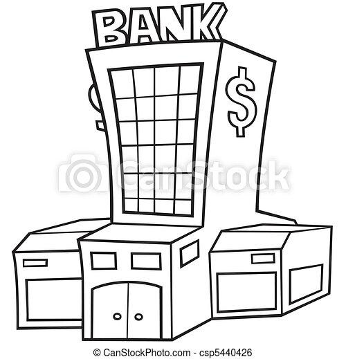 Bank - csp5440426